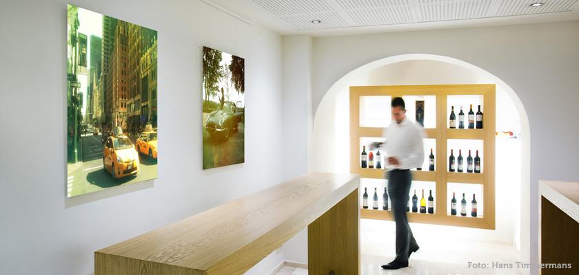 Sfeerfoto 5 Tweeluik in wijnkelder