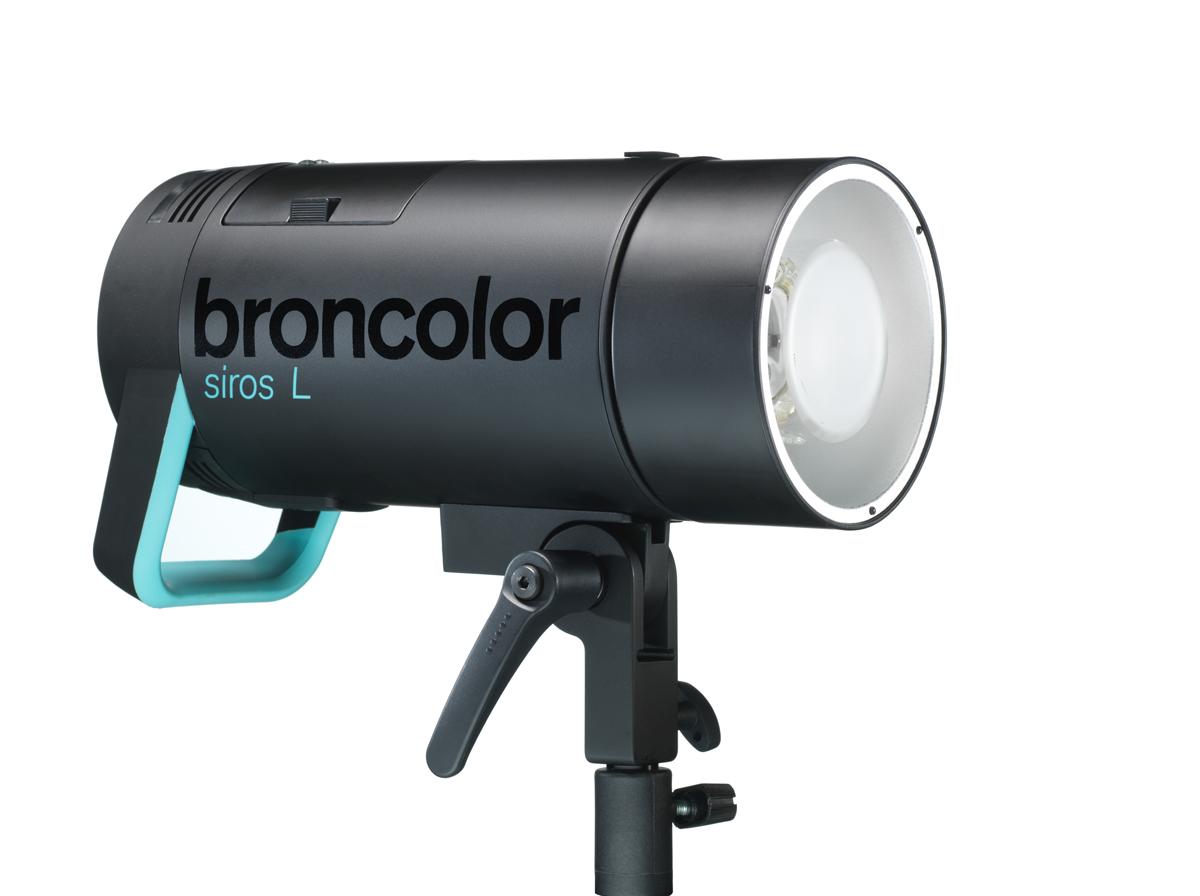 broncolor presenteert: de compacte en mobiele Siros L