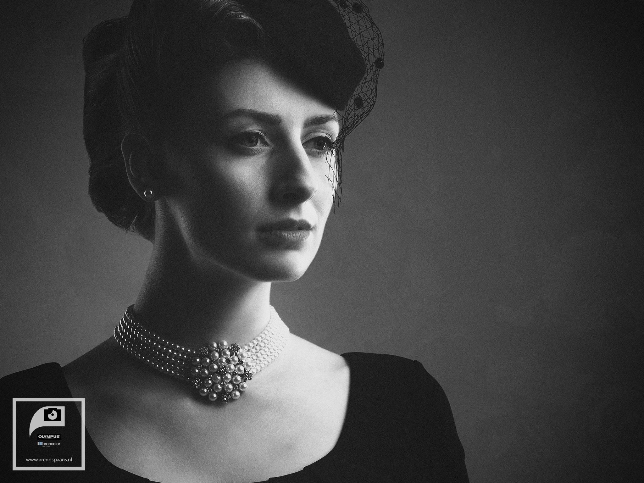 Model: Sunna Neuféglise MUA: Anne Loos