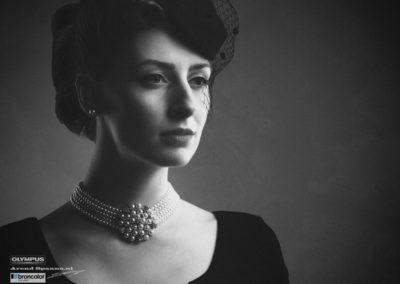 Model: Sunna Nufeglise Visagie: Anne Loos