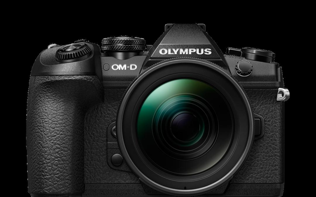 Persbericht Olympus OM-D E-M1 Mark II
