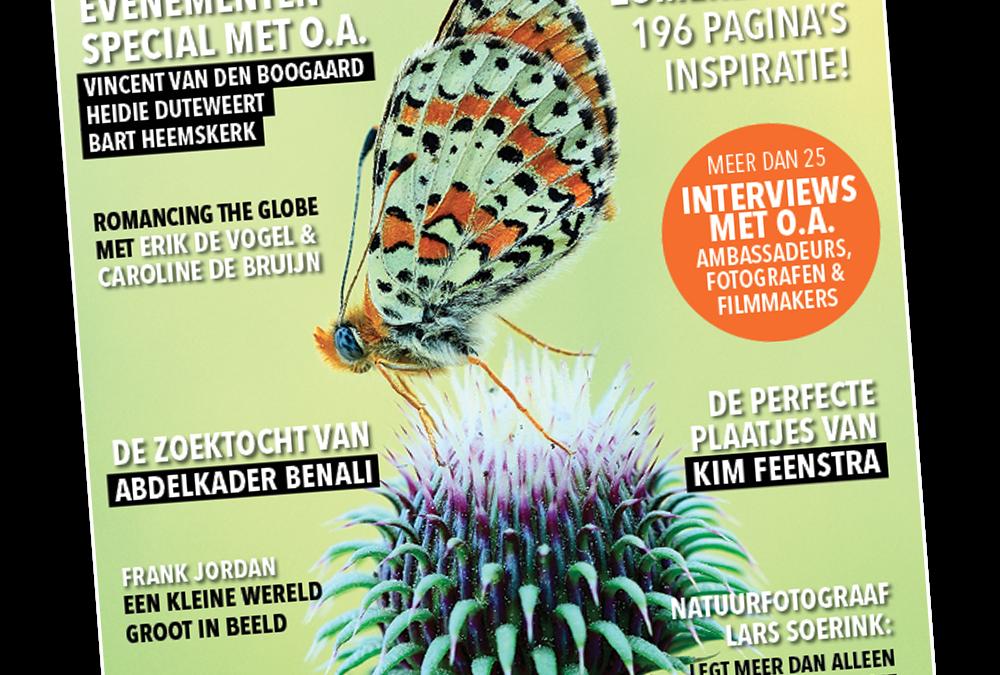 Publicatie Kamera Express magazine 2017