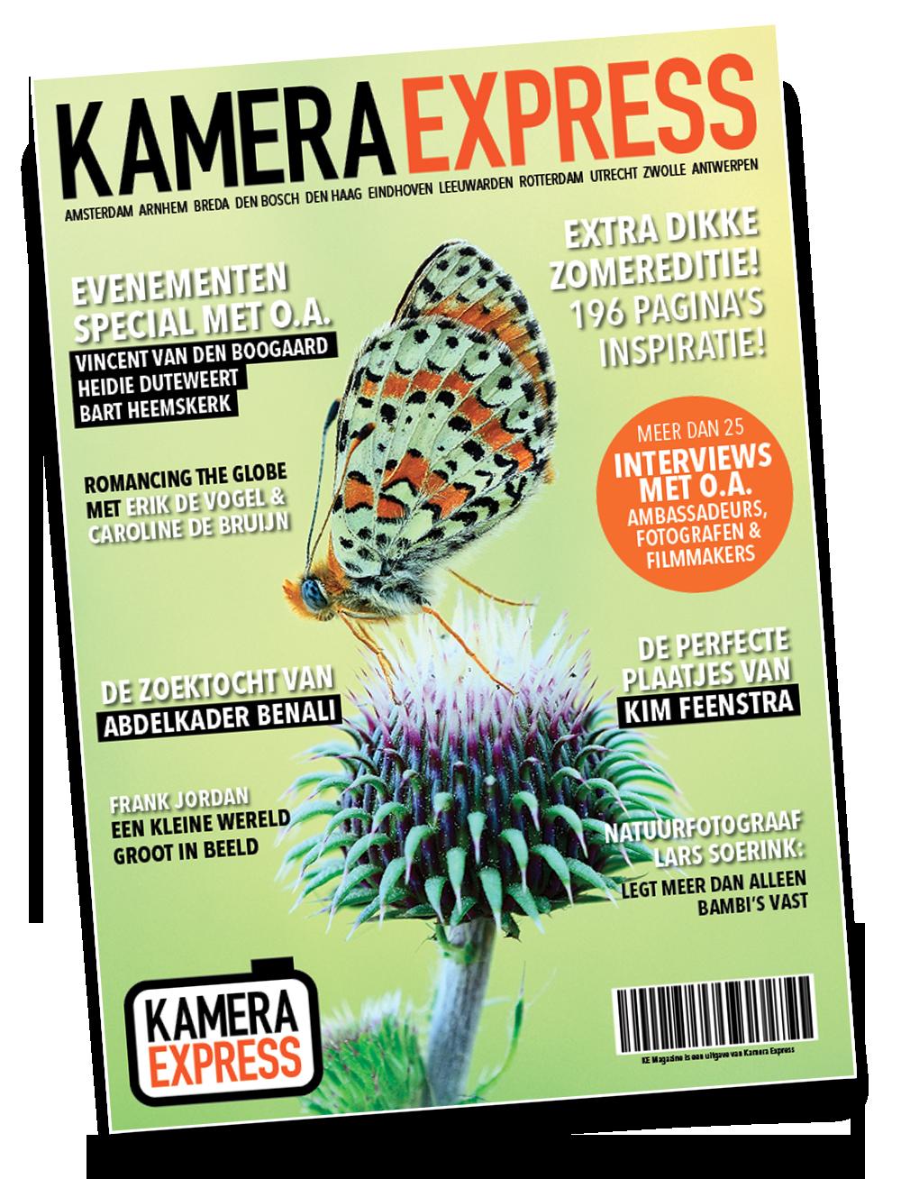 Kamera Express magazine 2017