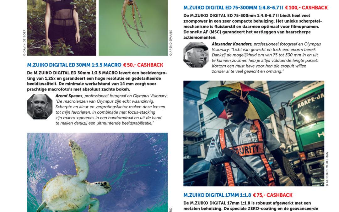 Publicatie Focus magazine