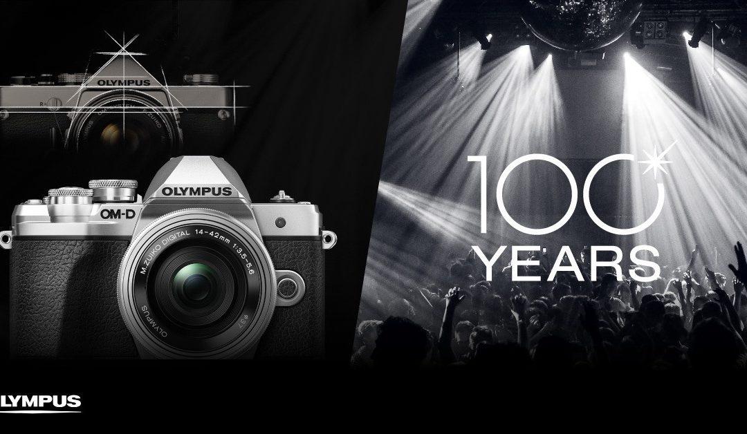 100 jaar Olympus 25 jaar Olympus camera club